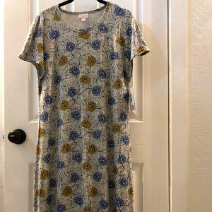 Lularoe LLR Maria dress. Size Small. NWT.